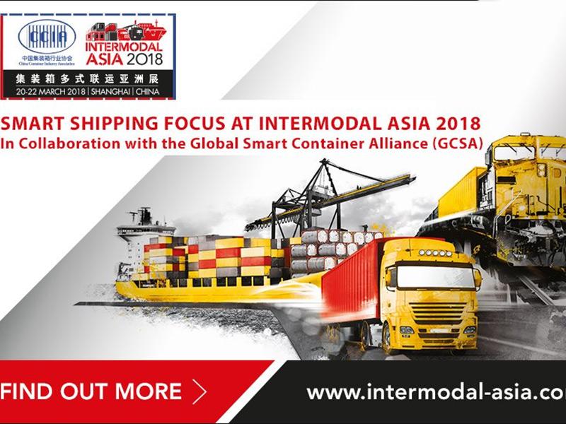 Yahgee participates in INTERMODAL ASIA 2018