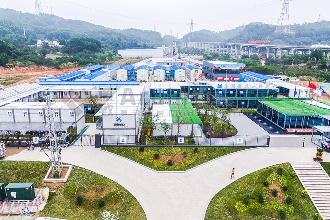 Green Ecological Camp – Shenzhen