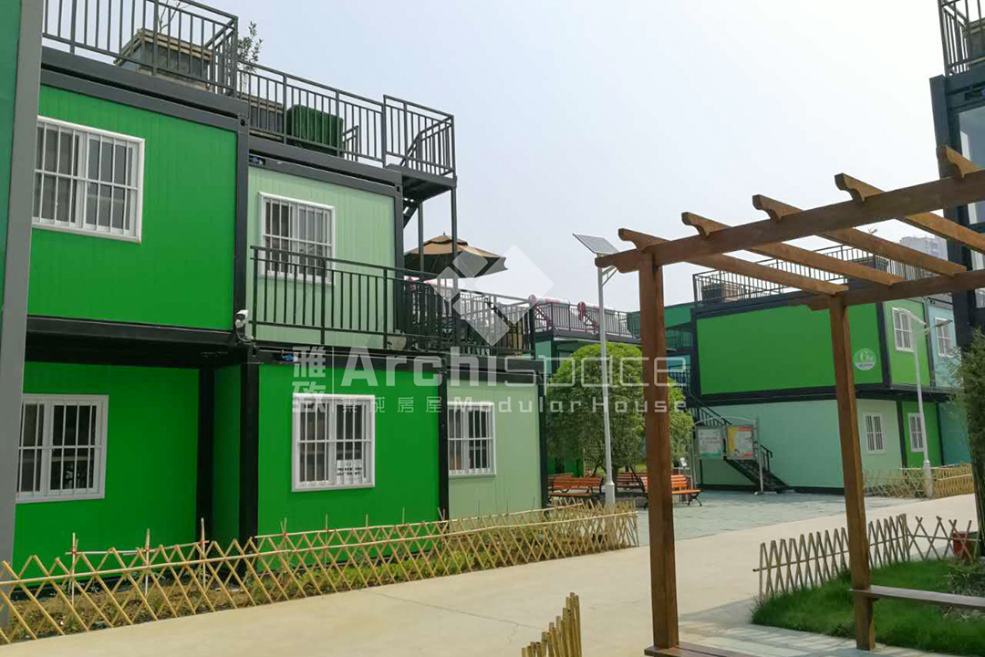 Green Town – Off-site Modular Building