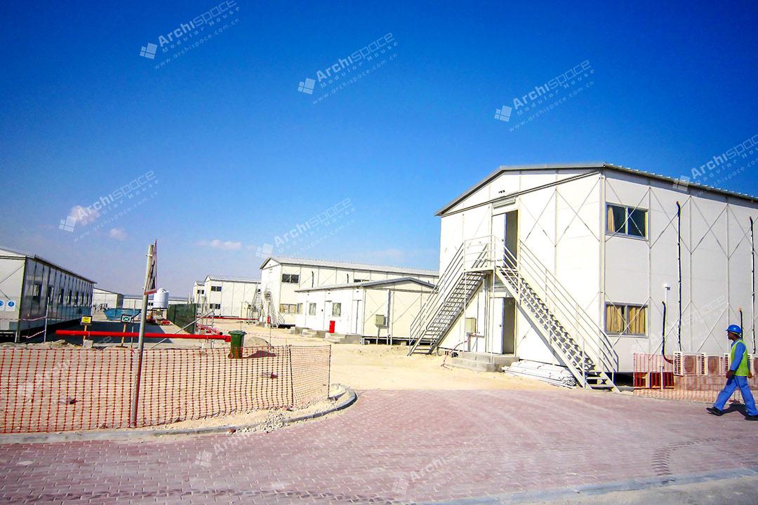 Accommodation Workforce Camp – Qatar