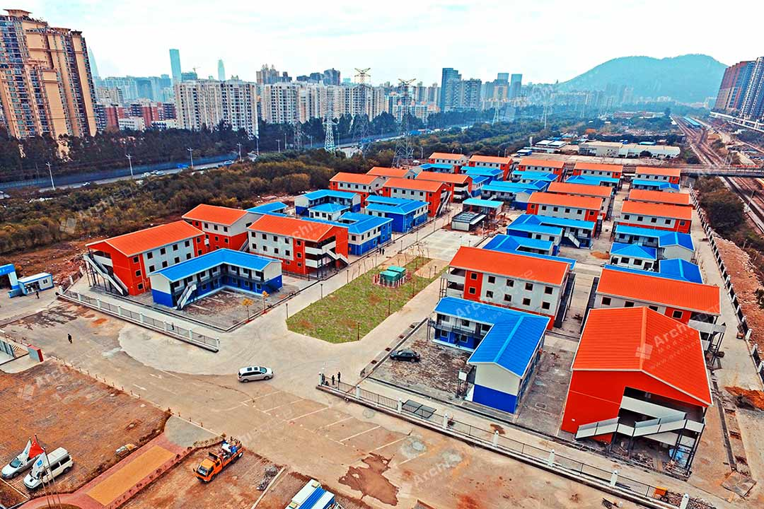 Temporary Worker Housing – Shenzhen