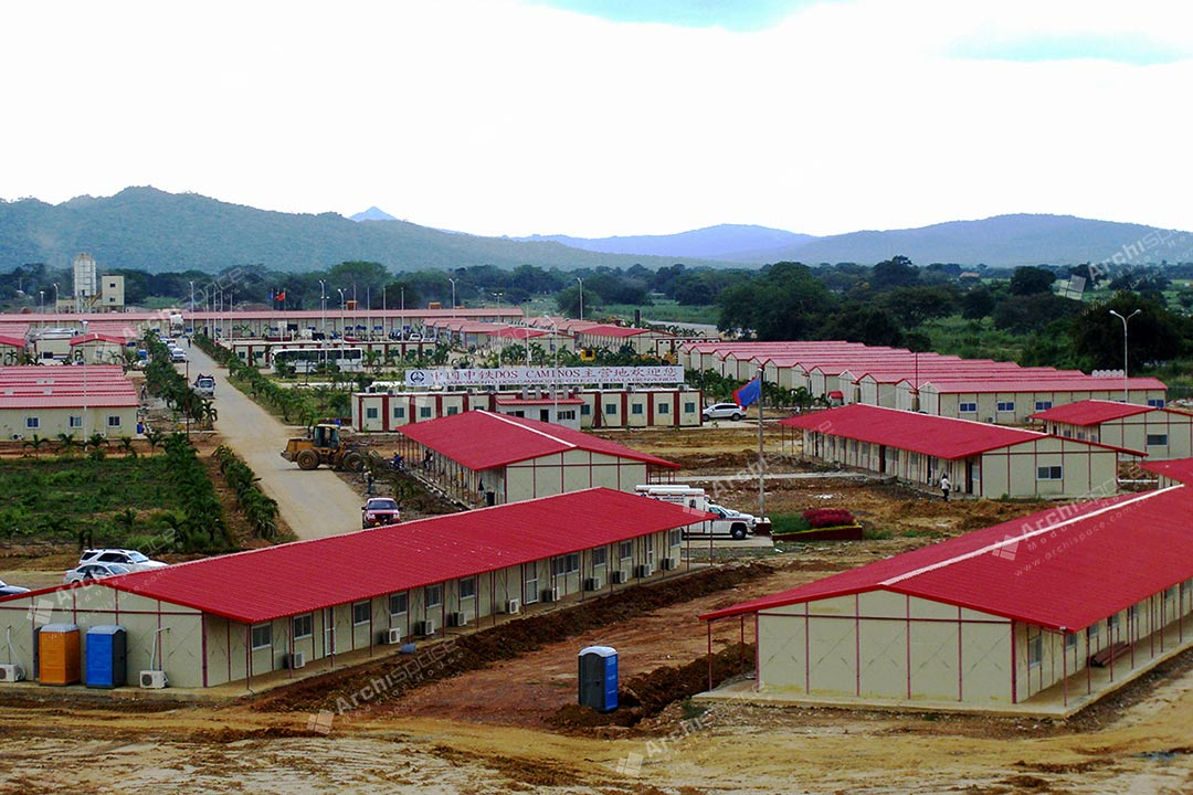 Workforce Housing Accommodations – Venezuela