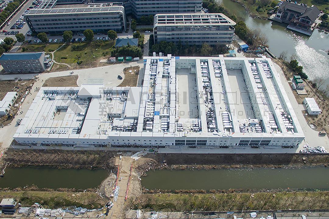 Nantong Hospital Expansion Project